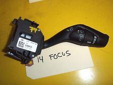 12-14 Ford Focus Sedan OEM Windshield Wiper Column Switch Stick CV6T 17A553 AE