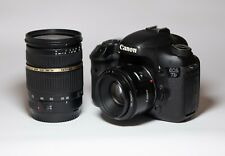 Canon EOS 7D 18.0MP Digital SLR Camera - plus 50mm canon & Tamron 28-75mm lenses