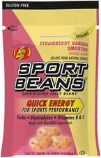 Jelly Belly Sport Beans Strawberry Banana Smoothie Box of 24