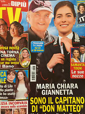 Dipiù Tv 2020 8.Maria Chiara Giannetta,Maria Grazia Cucinotta,Samanta Togni