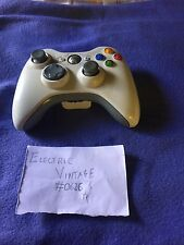 Joystick Microsoft Xbox 360 ORIGINAL Wireless White