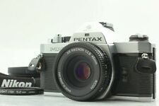 [EXC++++] PENTAX MX 35mm SLR Film Camera Ricoh XR RIKENON 45mm f2.8 JAPAN #67
