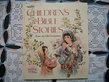 Children's Bible Stories From the Old Testament (Ruth Hannon, 1978 HC)