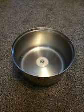 Bosch Deluxe Model UM3 Stainless Steel Mixing Bowl for Kitchen Machine
