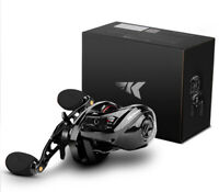 KastKing Royale Legend II 7.2:1/5.4:1 Super Smooth Baitcasting Reel 17.6 lb Drag