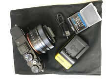 Sony DSC-RX1RM2 RX1R II Professionelle Kompaktkamera Full Frame 42.4M w. Leica Q