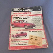 433E RTA 511 Renault 19 Opel D Kadett GSI