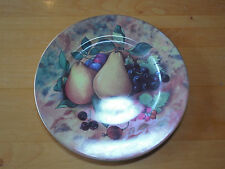 Email de Limoges STILL LIFE PEAR 1 ea Dinner Plate 10 1/4 in PEARS