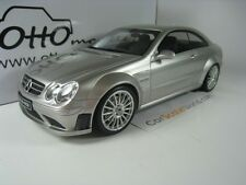 MERCEDES BENZ CLK 63 AMG BLACK SERIES 2008 1/18 OTTO MOBILE (SILVER)