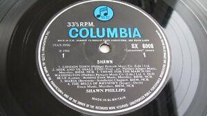 Shawn Phillips SHAWN RARE 1966 UK FOLK LP 1st Press ONE PLAY MINT MINUS LISTEN