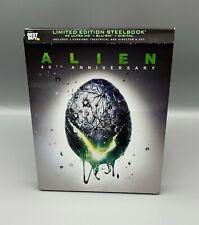 Alien (4K Ultra HD Blu-ray, Steelbook, 40th Anniversary, Best Buy Exclusive)