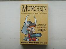 Munchkin Jeu de carte (Couleur Edition)