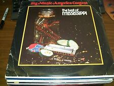 The Best Of Mississippi-Big Music America Contest-LP-MS 7801-Vinyl Record