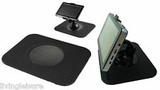 Sat Nav Dash Mat, none slip no holes mount for your GPS system, phone or tablet