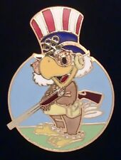 Shooting Olympic Pin ~ Los Angeles 1984 ~ Sam the Eagle