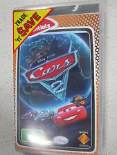 Disney Pixar Cars 2 psp