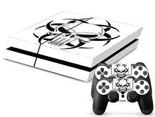 Sony PS4 PlayStation 4 forro Diseño Película protectora de etiqueta engomada -