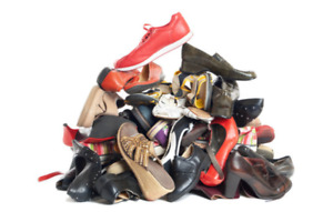 Wholesale Job Lot Used Second Hand Shoes