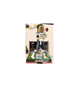 Forever Collectibles Tom Brady Third Super Bowl Win Bobblehead