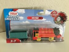 Trackmaster-Thomas friend VICTOR w/ CAR-battery operated motorized-NIP-free ship
