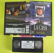 film VHS LA CASA SULLA SCOGLIERA 1995 UNIVERSAL CIC UVT 60429 89 min(F43) no dvd