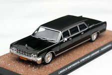 Ford Lincoln Continental Stretch - Limousine Bj. 1963, M. 1:43, schwarz