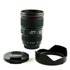 Canon EF 16-35mm f/4L IS USM Ultra Wide Zoom Lens - Near New in box