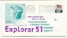 1973 Explorer 51 Delta 16 Sides Polyhedron Vandenberg AFB Highly Elliptical USA