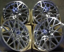 "ALLOY WHEELS X 4 19"" S DARE RT1 ALFA ROMEO 159 JEEP CHEROKEE SAAB 9-3 9-5 5X110"