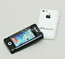 RC 1/10 Scale Accessories APPLE IPHONE Black + White Micro Phones (2 included)