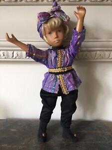 Sasha Doll Outfit Homemade Aladdin Style Vintage NO DOLL