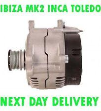 Seat Ibiza Mk2 Inca Toledo 1.9 Tdi 1995 1996 1997 1998 & gt 2003 Nuevo rmfd Alternador