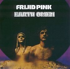 Frijid Pink - Earth Omen [New CD] Germany - Import