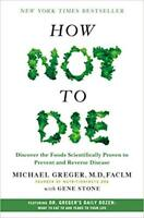 NEW How Not To Die By Dr Michael Greger (Free Shipping)
