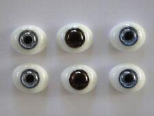 Augen Im Glas Briefbeschwerer 20 MM Puppen- Antik Oder Modern - Reborning