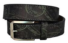 Cintura Alviero Martini Unisex Nero Belt Unisex Black