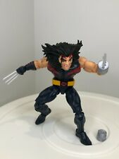 Marvel Legends Wolverine NO Sugar Man BAF Lot AOA Age of Apocalypse X-Men Avenge