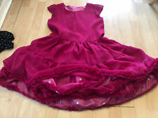 Joules Age 11-12 Pink Party Occasion Dress Christmas