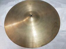 """70's AVEDIS ZILDJIAN 20"""" Cymbal-Made in USA"""