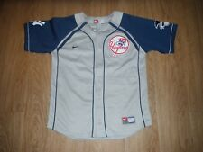 Vintage New York Yankees Body Abreu #53 NIKE Jersey Youth Medium Baseball MLB!!