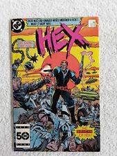 Hex (Sept 1985, DC) #1 Fine