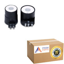 For Jenn-Air Hoover Norge Gas Dryer Valve Coil Kit Set Pm-694539 Pm-694540