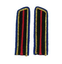soviet ww2 1940 Pattern Engineers NCO collar tabs