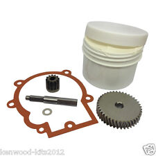 KENWOOD KMIX GEARBOX DRIVE PINION ASSEMBLY, PRIMARY DRIVE GEAR, GASKET & GREASE