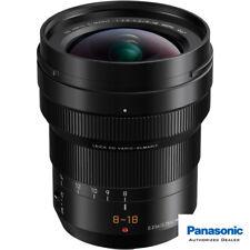 Panasonic Leica DG Vario-Elmarit 8-18mm f/2.8-4 ASPH. Lens **USA AUTHORIZED**
