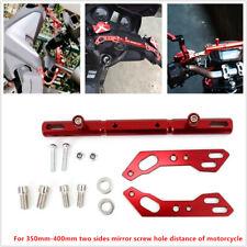 Motorcycle Bikes CNC Aluminum Balance Cross Handle bar Strength Lever Adjustable