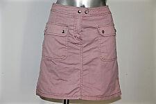 bonito falda corta rosa de rayas PAUL & JOE clebart talla 38/40 fr 42i COMO
