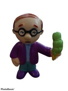 "2001 Mr Lopart the Neighbor 2.5"" Mattel PVC Action Figure Disney Jr. Handy Manny"