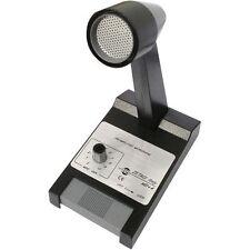 Zetagi MB+4 Standmikrofon mit 4pol Stecker und Verstärker
