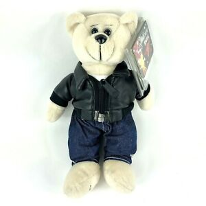 Signature Series James Dean Bear Beanie Plush Classic Collecticritters VTG 99